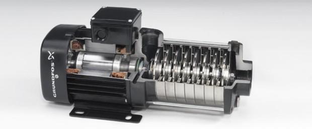 Fabiani SRL - Bomba centrifuga CM CME Grundfos 3